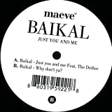 Baikal - Just You And Me - Maeve - maeve 01