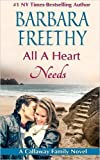 All A Heart Needs (Callaways #5) (Paperback) - Common