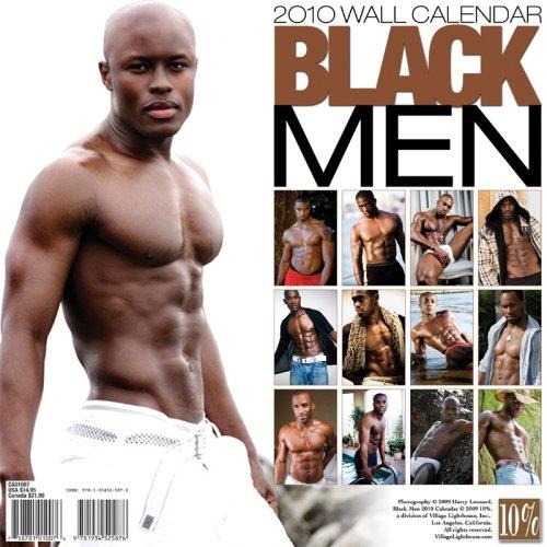 Black Men 2010 Calendar