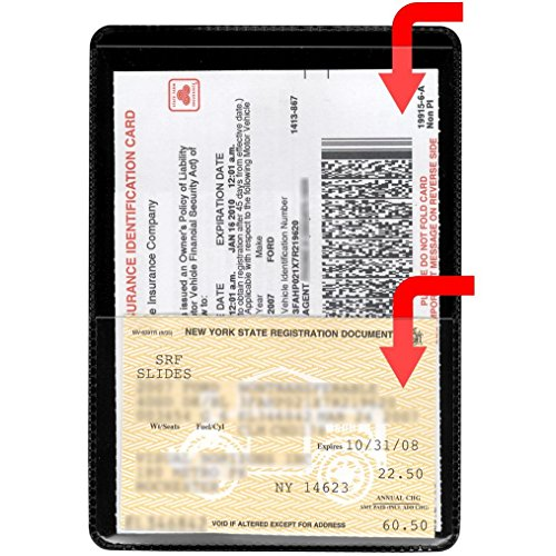 storesmartr-black-back-auto-insurance-id-card-holder