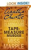 Tape Measure Murder: A Miss Marple Short Story