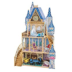 Kidkraft Cinderella Royal Dream Dollhouse, Multi Color