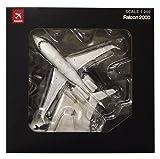 hogan wings 1/200 ダッソー ファルコン2000LX W-SKY