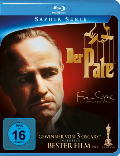 Der Pate 1 [Blu-ray]