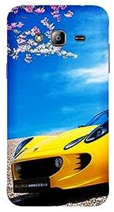TrilMil Printed Designer Mobile Case Back Cover For Samsung Galaxy J3