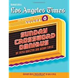 Los Angeles Times Sunday Crossword Omnibus, Volume 6 (The Los Angeles Times) ~ Sylvia Bursztyn