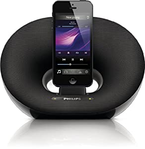 Philips DS3205 Charging Speaker Dock for iPhone 5/iPod with Lightning Dock