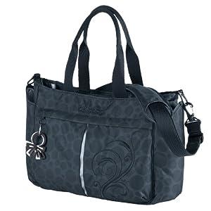 okiedog bliss metro messenger bag black. Black Bedroom Furniture Sets. Home Design Ideas