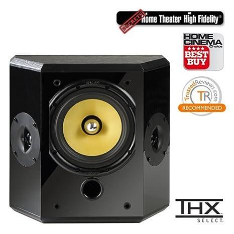 Crystal Acoustics THX-D paire d'enceintes pour des effets Surround avec Certification THX - Import UK