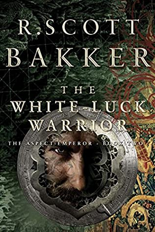 book cover of The White Luck Warrior