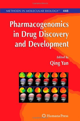 Pharmacogenomics In Drug Discovery And Development (Methods In Molecular Biology)