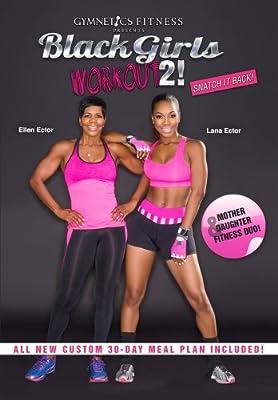 Gymnetics Fitness Presents Black Girls Workout 2