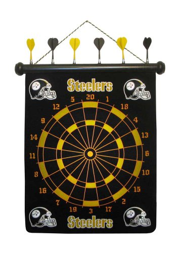 NFL Pittsburgh Steelers Darts Dart Board