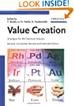 Value Creation: Strategies for the Ch...