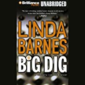 The Big Dig: Carlotta Carlyle #9 | Linda Barnes