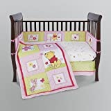 Disney Winnie the Pooh Precious Pooh 5-piece Crib Bedding Set (5 Pieces)