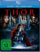 Thor (inklusive DVD + Digital Copy) auf Blu-ray ab 9,90 Euro inkl. Versand