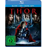 "Thor (+ DVD) [Blu-ray]von ""Chris Hemsworth"""