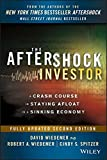 img - for The Aftershock Investor: A Crash Course in Staying Afloat in a Sinking Economy by David Wiedemer (2013-10-28) book / textbook / text book
