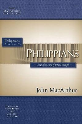 Philippians (MacArthur Bible Studies)