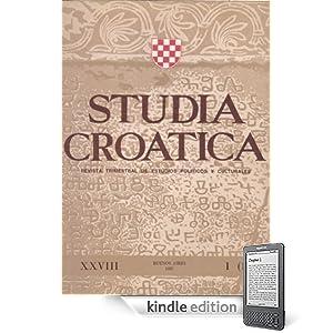 Studia Croatica - número 104 - 1987 (Spanish Edition)