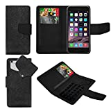 HTC Sensation 4G ALL BLACK PU LEATHER SUCTION WALLET CASE AND RETRACTABLE STYLUS PEN Case In Your Face®