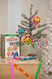 Kid's Faux Stained Glass Ornament Kit