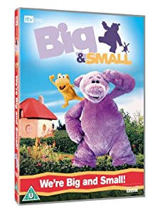 Big And Small - We're Big And Small! [DVD]