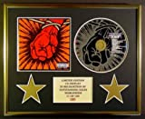 METALLICA/CD DISPLAY/LIMITED EDITION/ST. ANGER