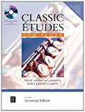 img - for Classic Etudes for Flute book / textbook / text book