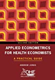 img - for Applied Econometrics for Health Economists: A Practical Guide book / textbook / text book