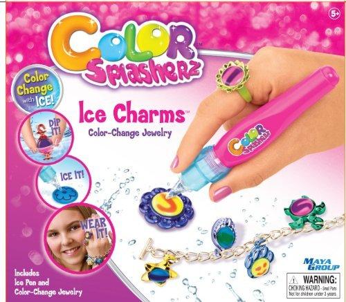 Color Splasherz Ice Charms Jewelry Making Kit