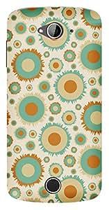 TrilMilPrinted Designer Mobile Case Back Cover For Acer Liquid Z530