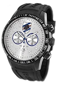 Haurex Italy Men's US300US1 Red Arrow U.C. Sampdoria Chronograph Tachymeter Rubber Watch