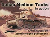 img - for Italian Medium Tanks in action - Armor No. 39 book / textbook / text book