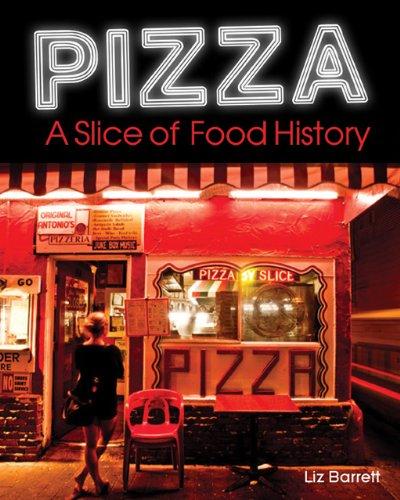 As American as Pizza Pie by Liz Barrett