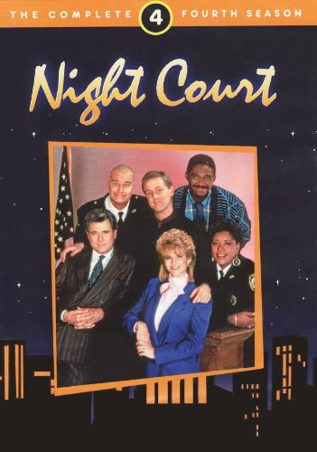 NIGHT COURT: THE COMPLETE FOURTH SEASON