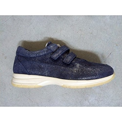 CHIARA LUCIANI SCARPA STRAPPI SNEAKERS DONNA FASHION MADE IN ITALY R30B TG40