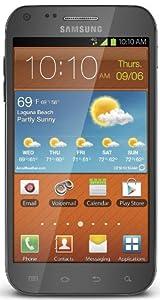 Samsung Galaxy S II 4G Prepaid Android Phone, Titanium (Boost Mobile)