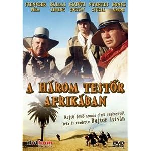 A harom testor Afrikaban movie