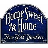 Amazon Com Mlb New York Yankees Welcome Mat Doormats