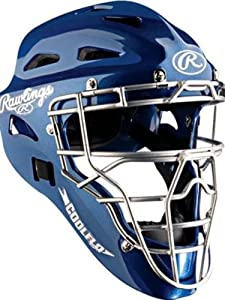 Rawlings Coolflo Highlight Adult Pro Series Catchers Helmet by Rawlings