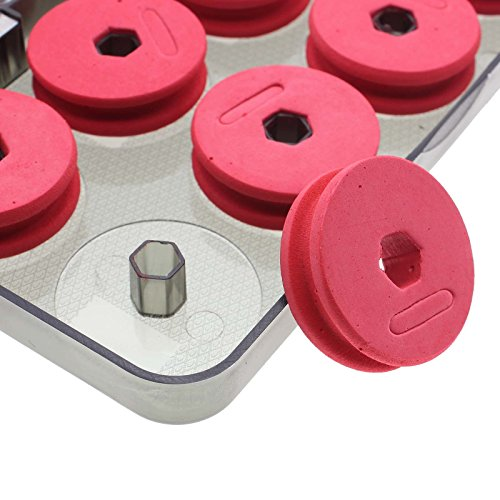 16pcs-red-foam-winding-vorstands-fishing-line-shaft-bobbin-spulen-tackle-koffer-getriebe