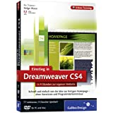 "Adobe Dreamweaver CS4 - Der praktische Einstieg. Das Video-Training auf DVDvon ""Galileo Press"""