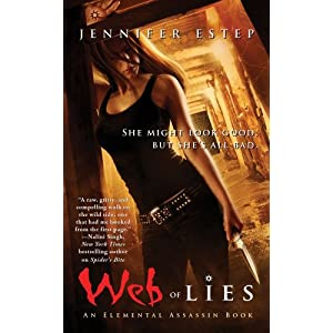Web of Lies by Jennifer Estep