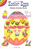 Easter Eggs Sticker Activity Book (Dover Little Activity Books Stickers)