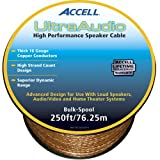 Accell B031B-250H 16-Gauge UltraAudio Speaker Cable (250 Feet/76 Meters)
