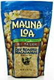 Mauna Loa Macadamias, Dry Roasted with Sea Salt, 11-Ounce Packages