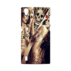 G-STAR Designer Printed Back case cover for VIVO Y15 / Y15S - G1147