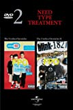 Blink 182: The Urethra Chronicles - 1 And 2 [DVD]